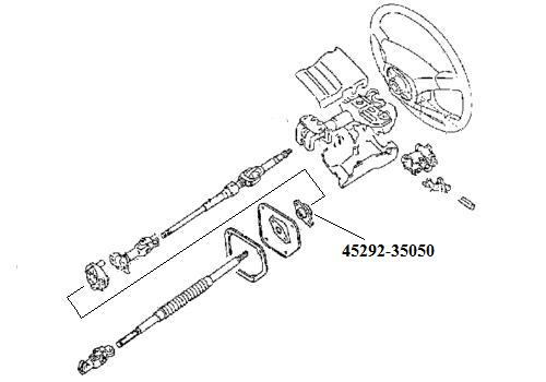 Here Is Typical Schematic Of 2009 as well Power Steering Hose Toyota besides 88 Toyota 22r Fuel Filter likewise 92 22re Vacuum Diagram as well 89 Mustang Gt Harness Diagram. on 88 toyota 4runner parts