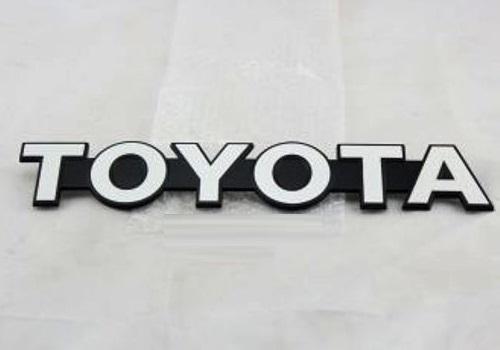 75311-90K00 Emblem Toyota Logo Suitable for Landcruiser Grille 70 73