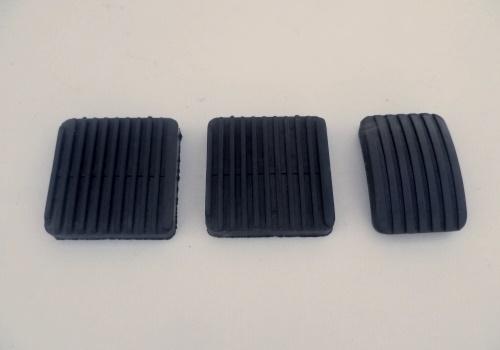 For Toyota Landcruiser FJ45 FJ40 Series Pedal Rubber Pad 79-84